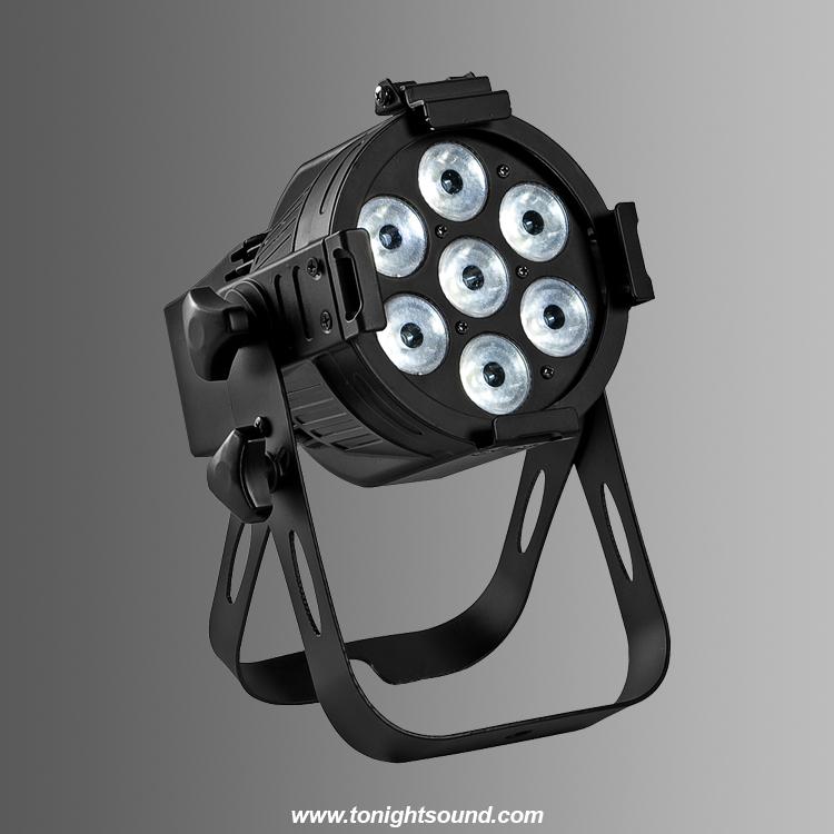 Location MiniBeam OXO PAR LED RGBW IR location lumière