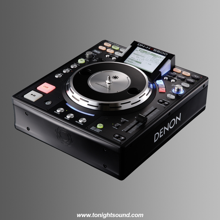 location lecteur cd denon dj dn hs5500 usb tonightsound. Black Bedroom Furniture Sets. Home Design Ideas