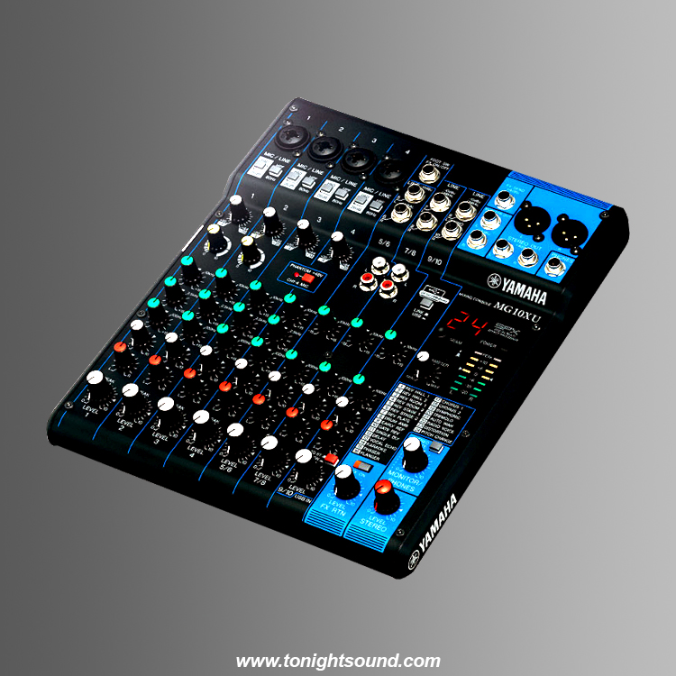 Location table de mixage et console dj tonightsound for Table yamaha