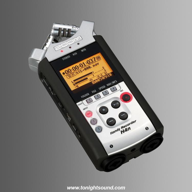 Location ZOOM H4n enregistreur audio portable zoom