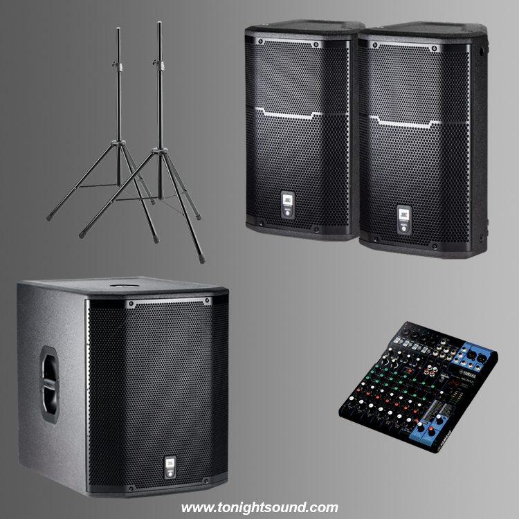 location pack sonorisation dj 100 personnes tonightsound. Black Bedroom Furniture Sets. Home Design Ideas