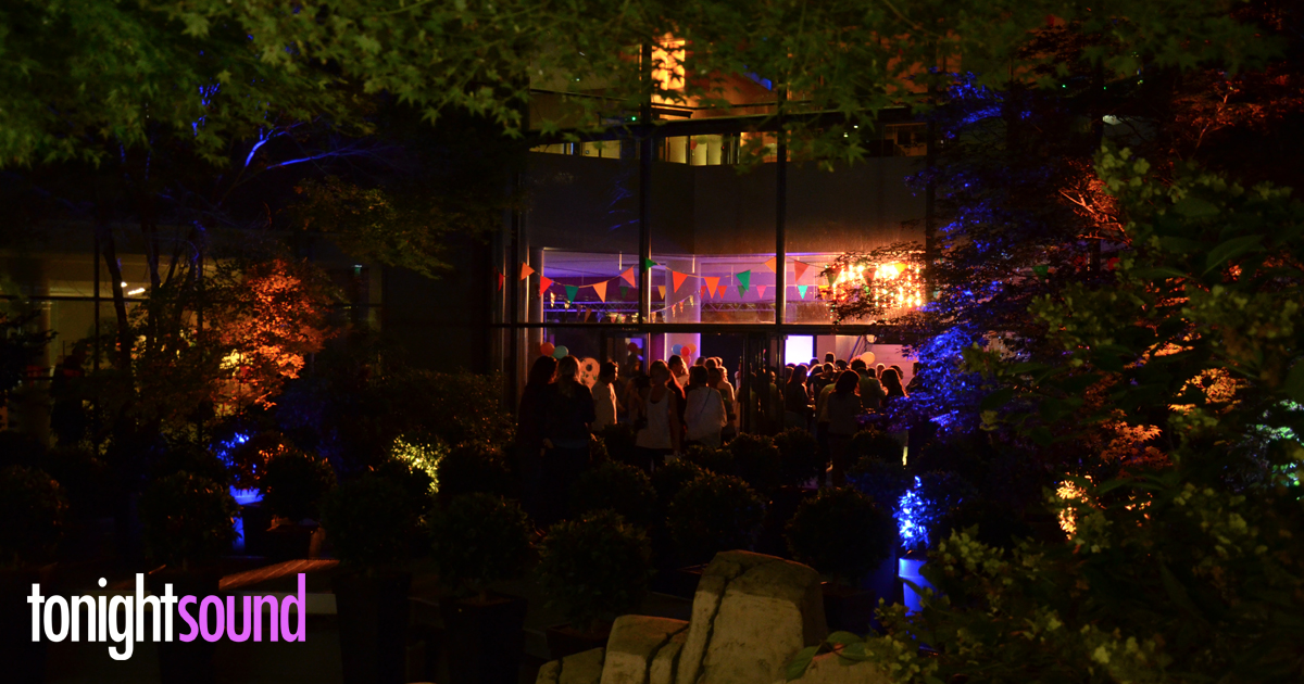 Convention AVIVA FRANCE, technique audiovisuelle par Tonightsound sonorisation et éclairage soirée d'entreprise