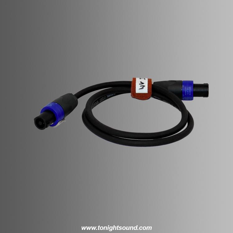 location cable speakon pour sonorisation