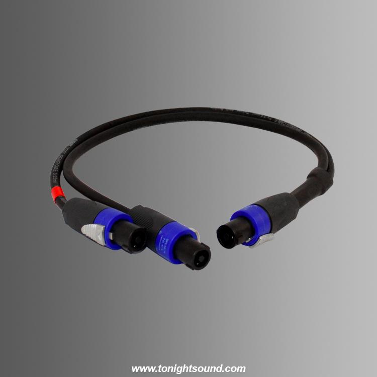 location cable speakon Y pour ampli LA8