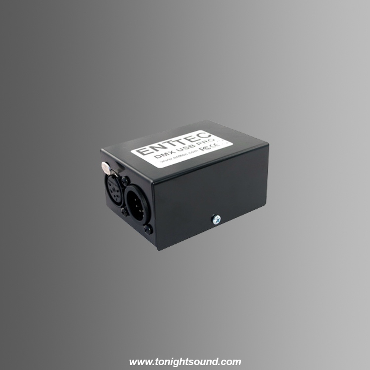 Location interface DMX ENTTEC DMX USB PRO