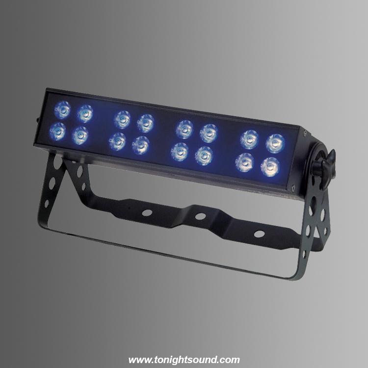 Location projecteur UV à LED OXO Brickled lumière noire