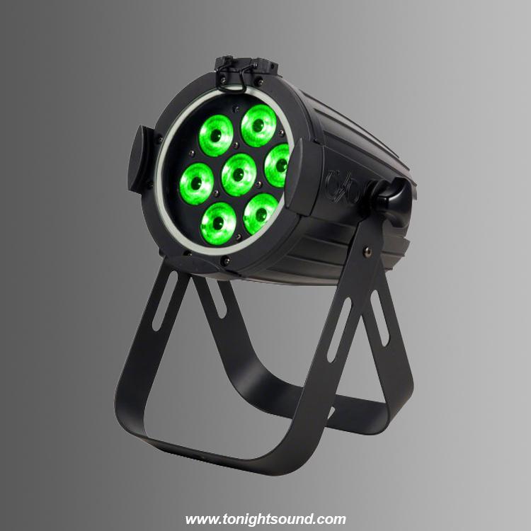 Location par OXO ColorBeam PAR LED RGBW IR projecteur LED