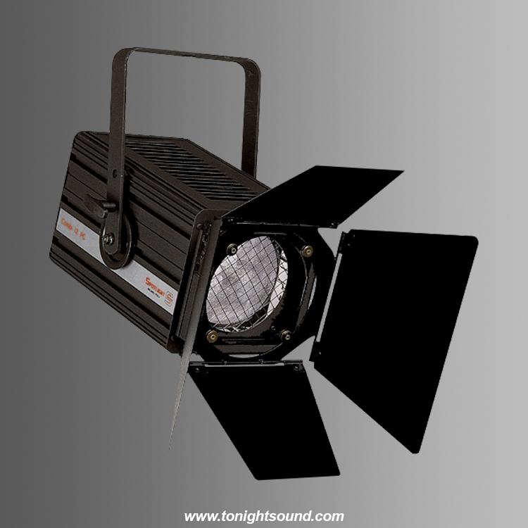 Location plan convexe PC 1kW SPOTLIGHT eclairage traditionnel