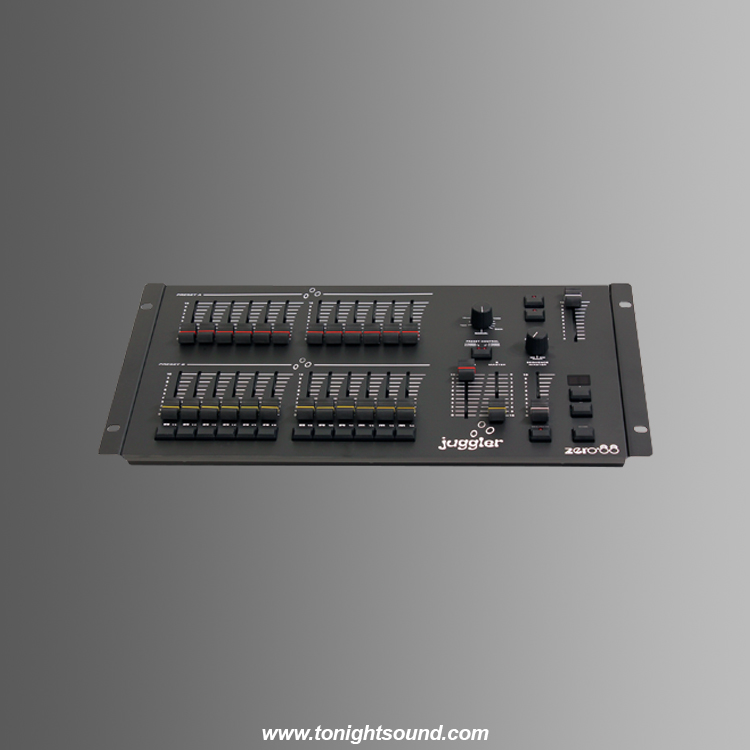 Location console d'éclairage Théatre ZERO88 Juggler pupitre dmx