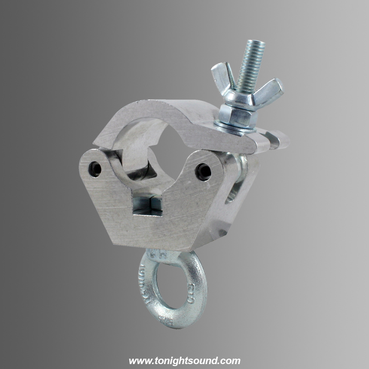 Location Doughty Hanging Clamp collier alu