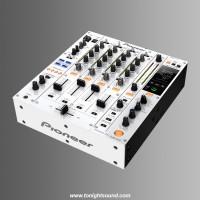 Location Pioneer DJM-850 White table de mixage pioneer DJM blanche