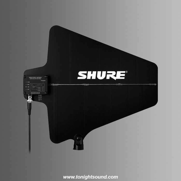 Location Shure UA874 antenne active shure UHF-R