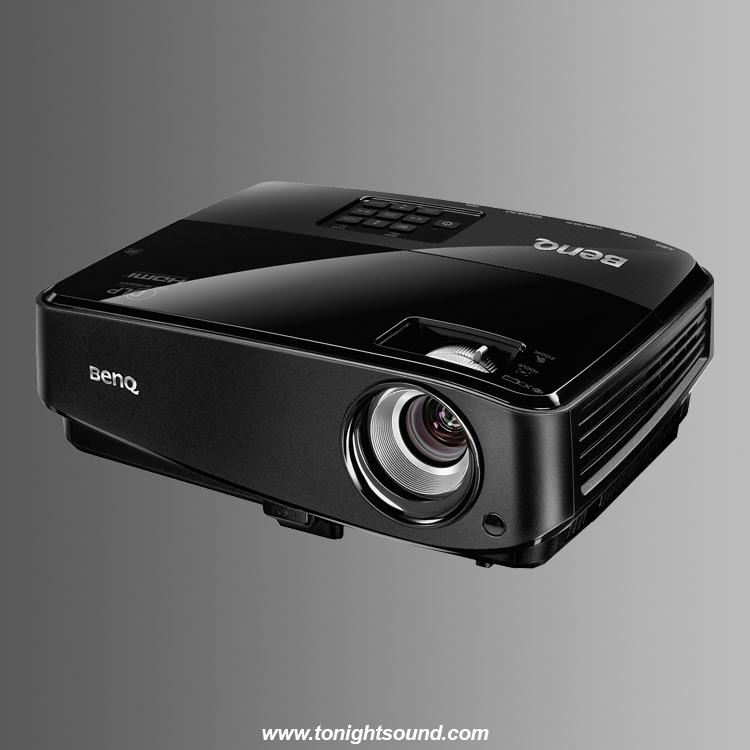 Location vidéoprojecteur 4/3 2800 Lumens BENQ HDMI