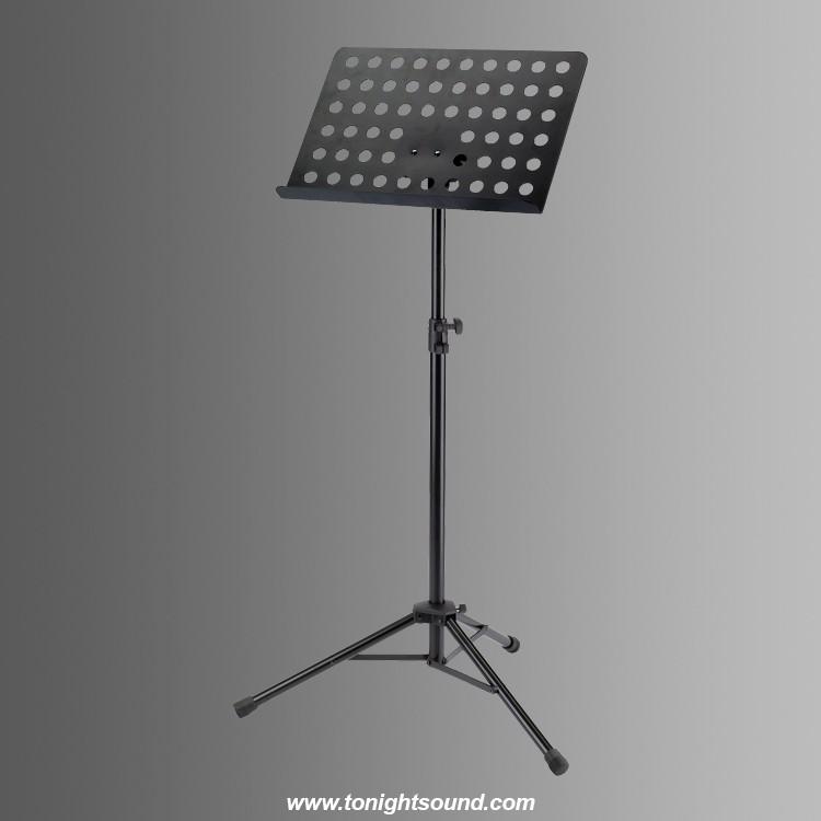 Location pupitre d'orchestre noir K&M 11940 pour partitions