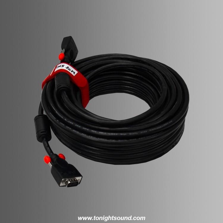 Location cable video VGA 20m