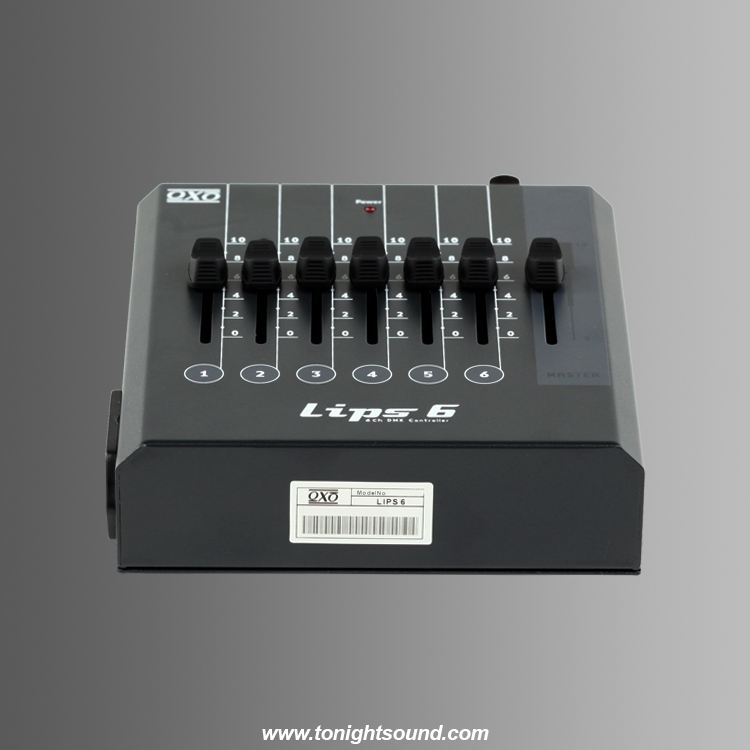 Location console DMX OXO controleur Lips 6