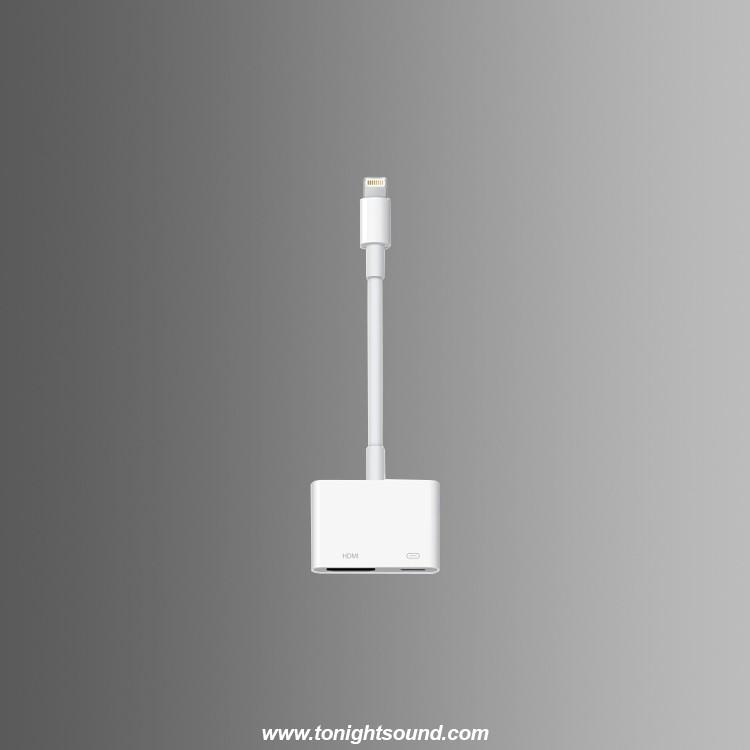 Location adaptateur Lightning av numérique Apple