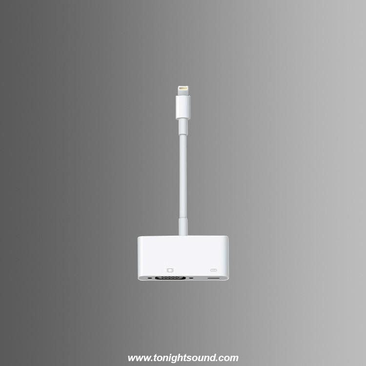 Location adaptateur Apple Lightning vers VGA