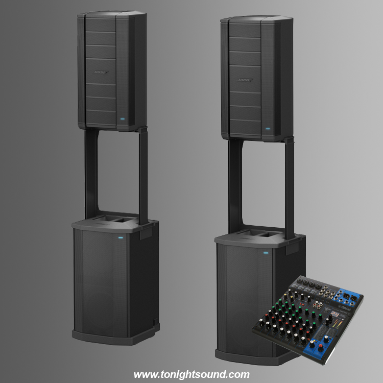 location enceinte de sonorisation l acoustics bose jbl tonightsound. Black Bedroom Furniture Sets. Home Design Ideas