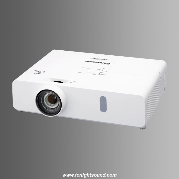 Location vidéoprojecteur 4000 Lumens 16/10 PANASONIC PT VW350 HD
