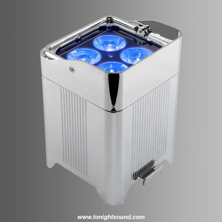Location WELL Fit Chauvet projecteur LED boitier miroir autonome sur batterie