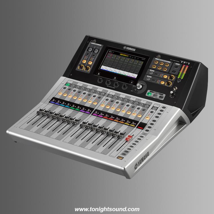 Location console numérique YAMAHA TF1 orchestre, concert et live
