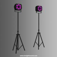 Location éclairage LED location lumière disco pack soirée disco