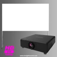 Location vidéoprojecteur 7000 lumens Full HD + écran Stumpfl 16 9
