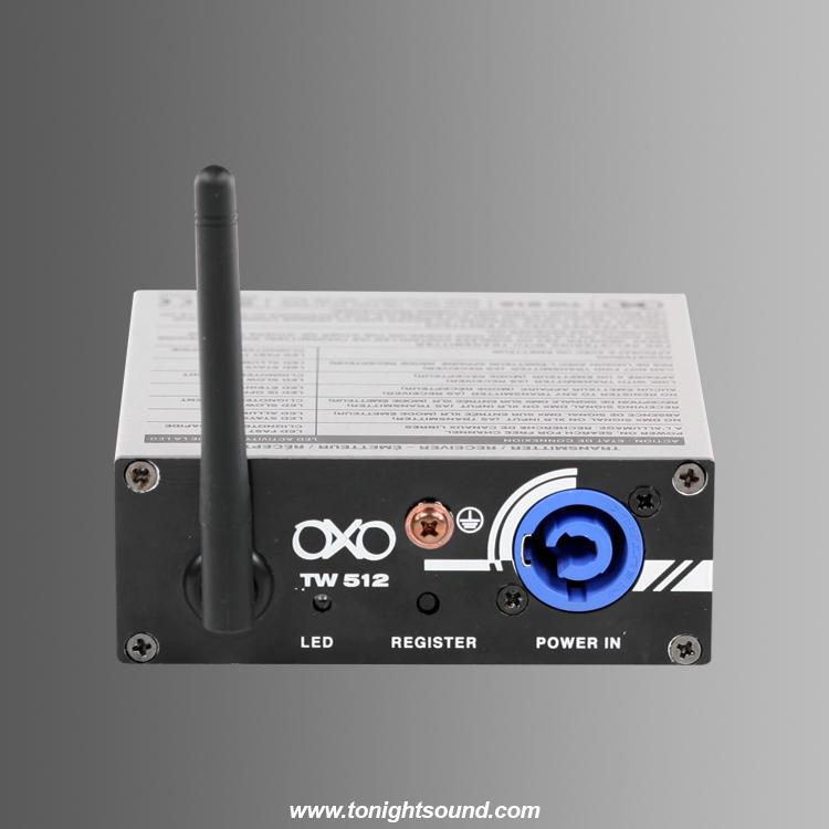 Location émetteur récepteur sans fil DMX OXO TW 512