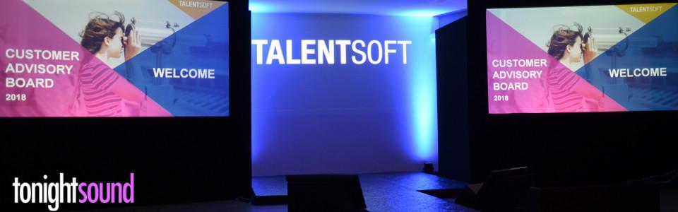 Streaming Web réalisation vidéo Webinar Youtube pour TalentSoft