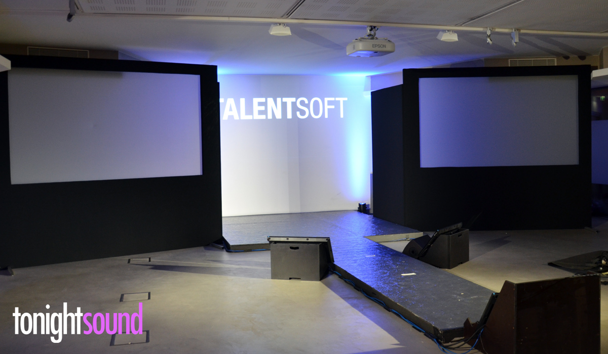 Streaming Web réalisation vidéo Webinar Youtube HD pour TalentSoft