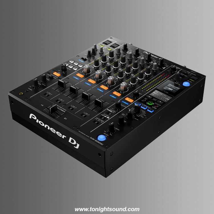 Location Pioneer DJM-900 Nexus 2