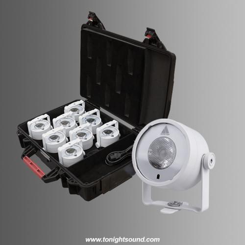 Location Astera AX3 White Set de 8 projecteurs LED sur batterie