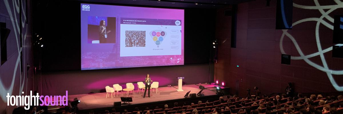 EGG Conférence Dataiku à la Cinémathèque Française par Tonightsound
